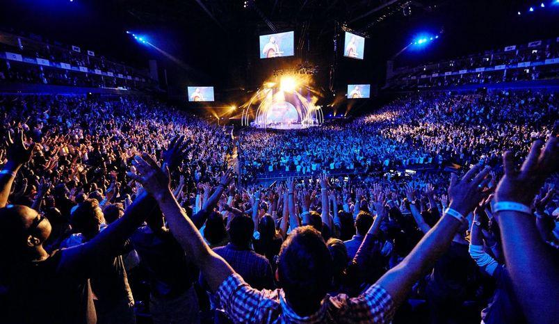 The O2 Arena, The O2