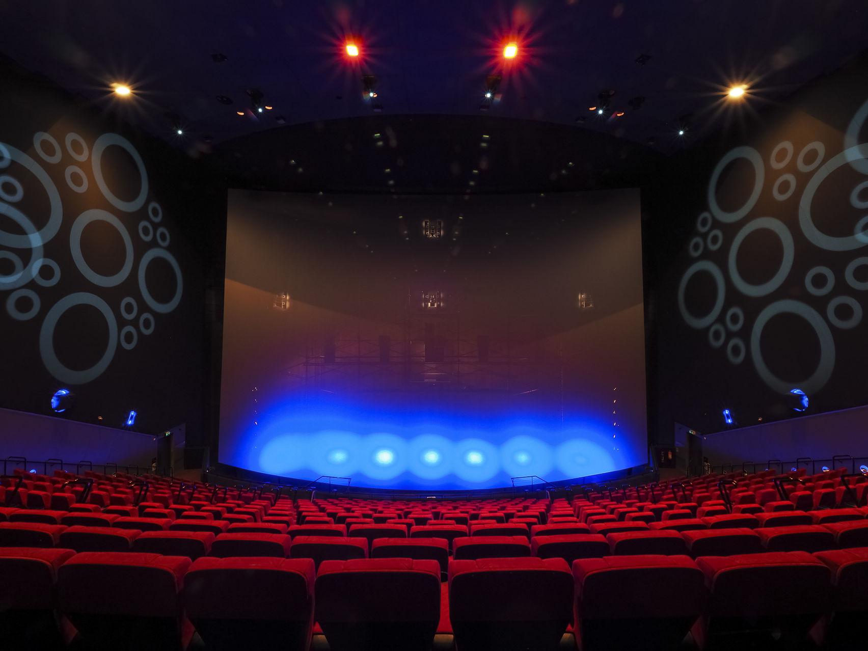 BFI IMAX, ODEON