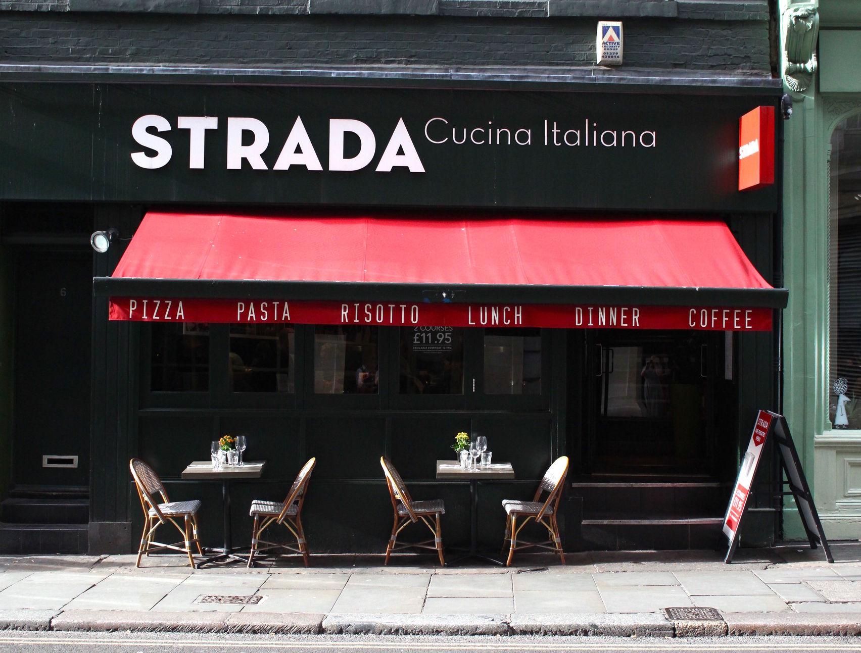 Strada, Great Queen Street