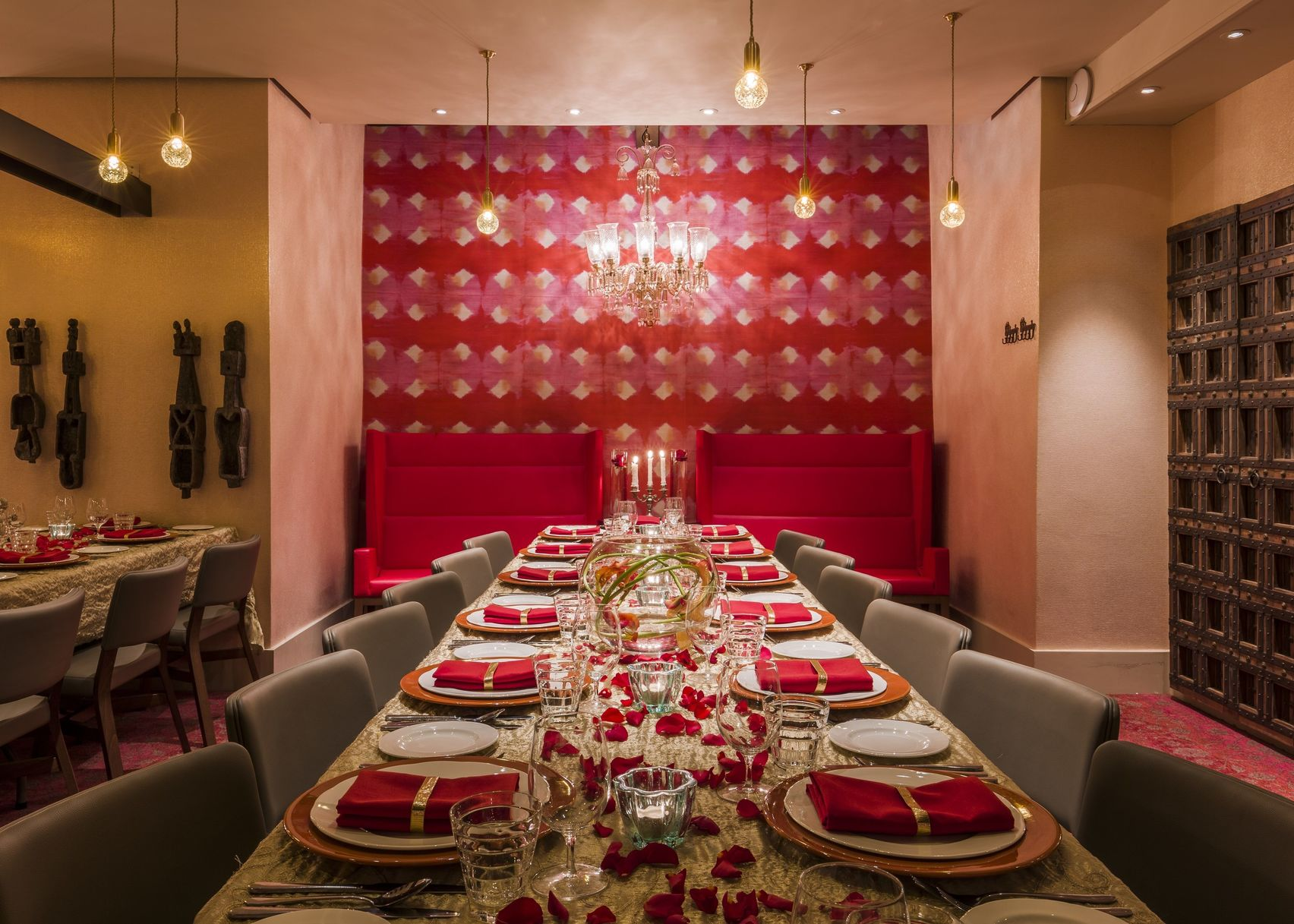 Private Dining, Masala Zone