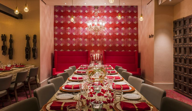 PRIVATE DINING & GROUPS, MASALA ZONE COVENT GARDEN