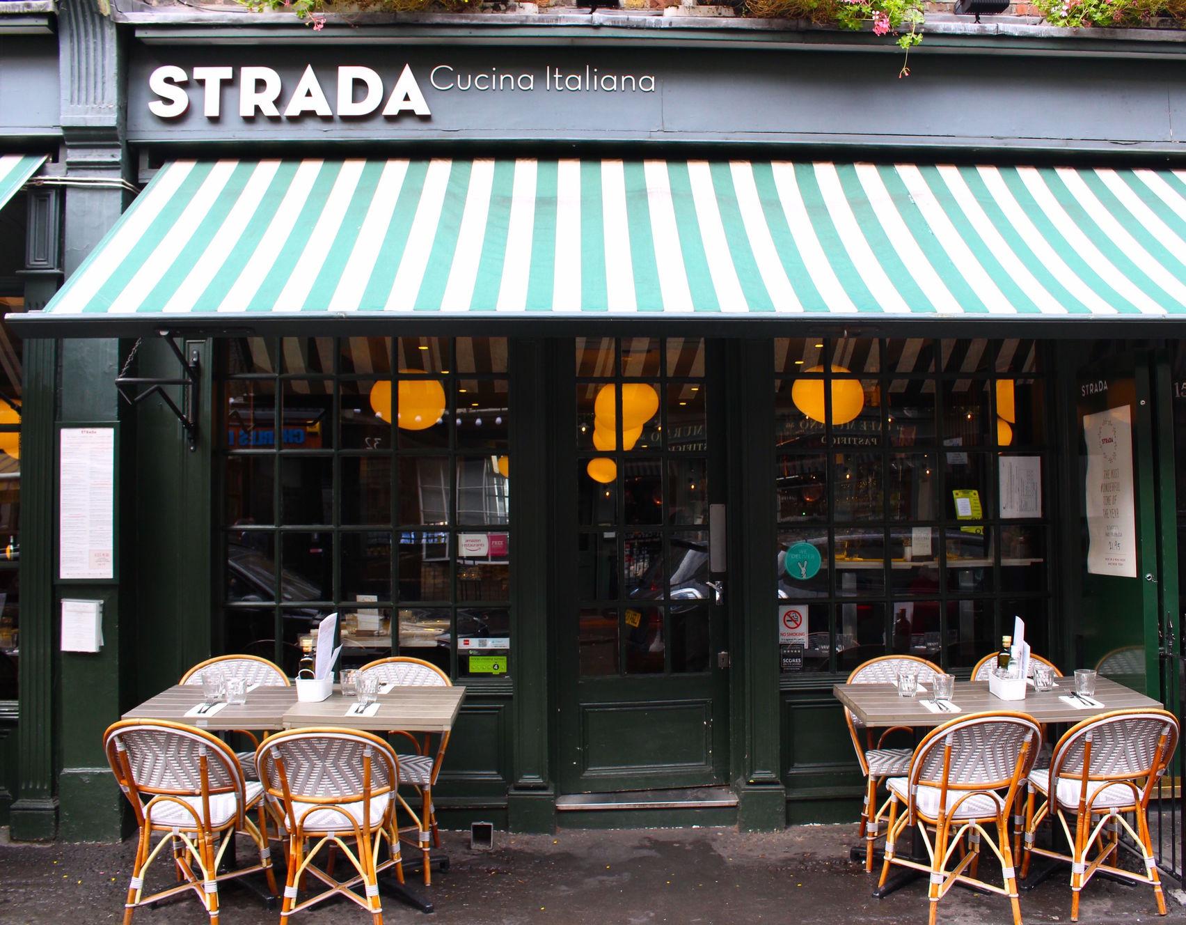 Strada, Covent Garden