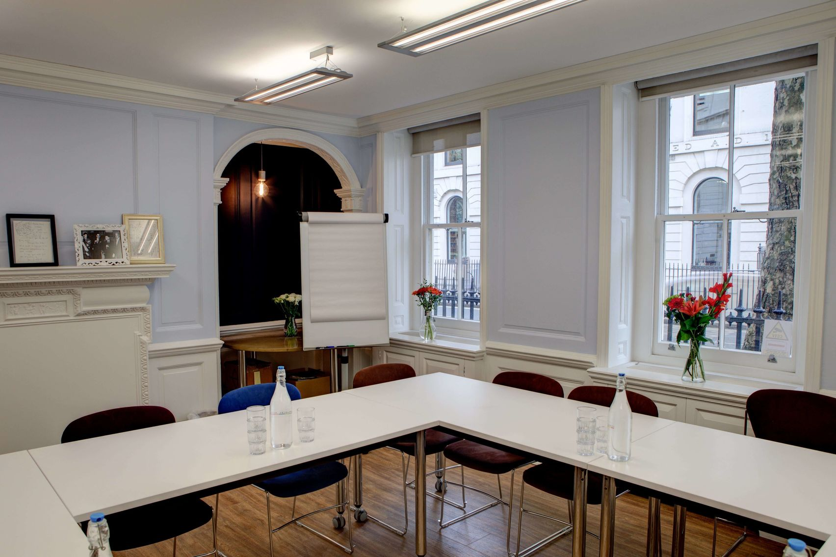 Prufrock Meeting Room, Faber Creative Spaces