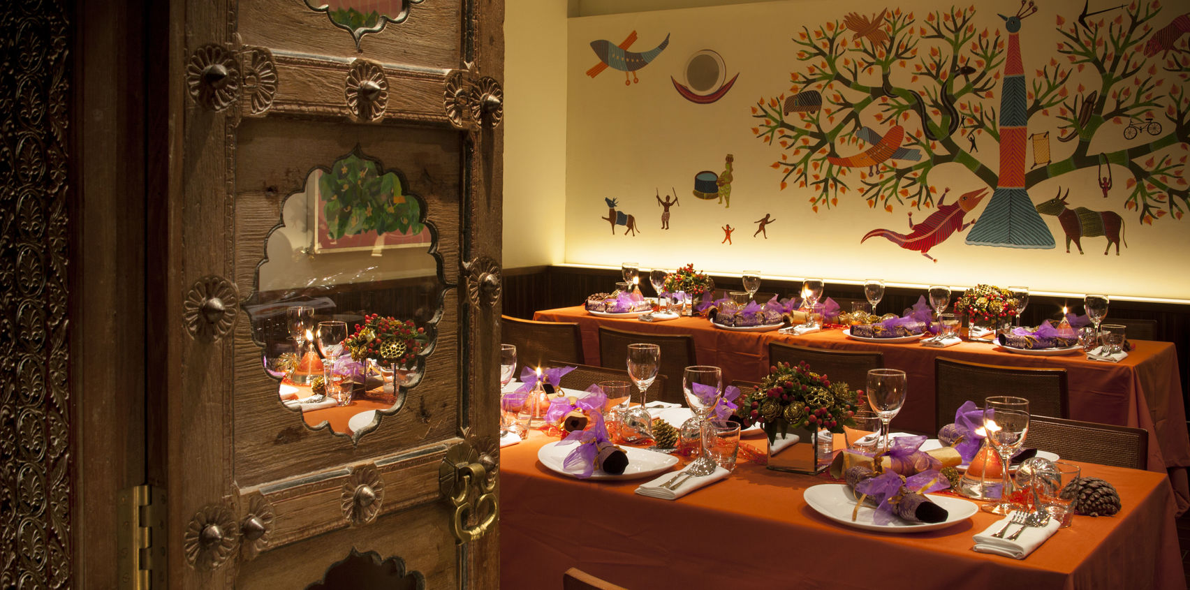 Private Dining , Masala Zone Islington