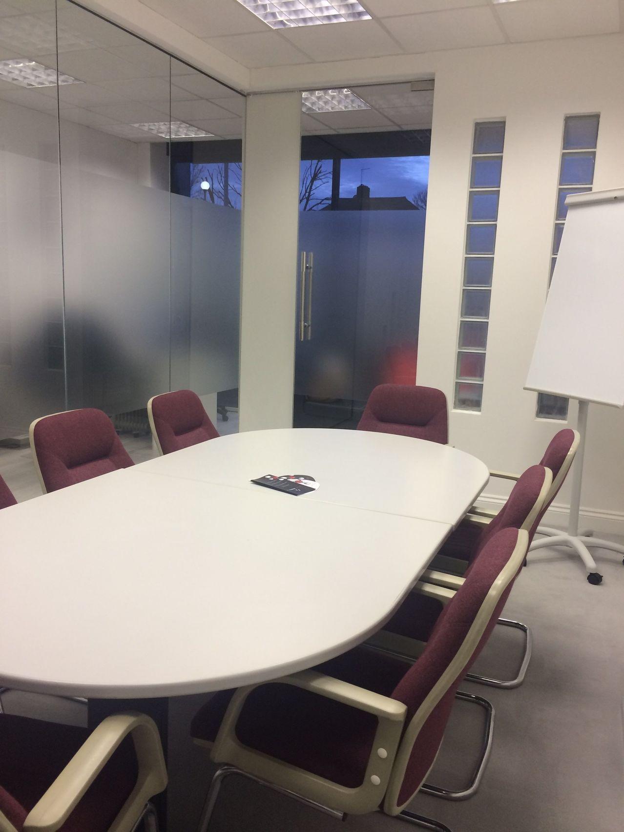 Stonecot Hill, Hot Desk Solutions