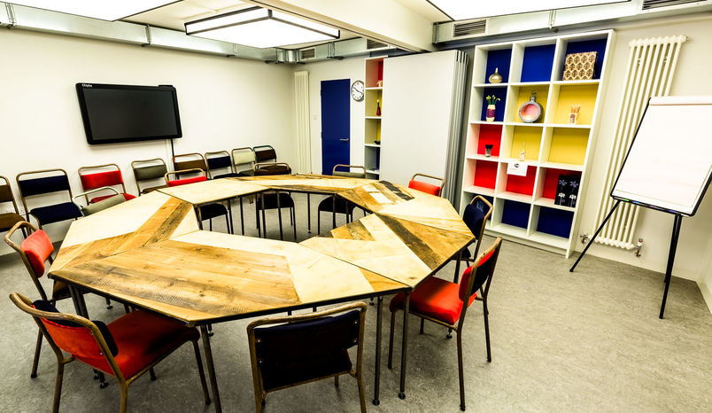 Collaboration Room, Partway House
