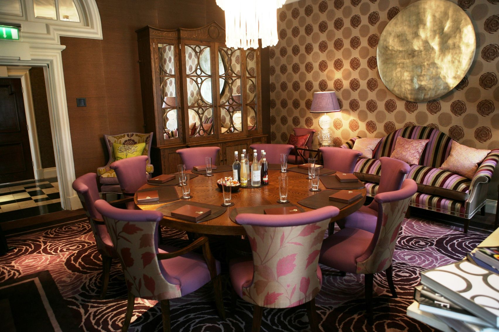 The Library - Meetings and Private Dining , The Roseate, Reading
