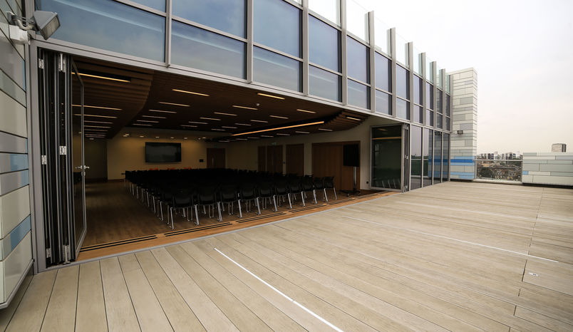 Auditorium Space with Balcony Views , Battersea Dogs & Cats Home