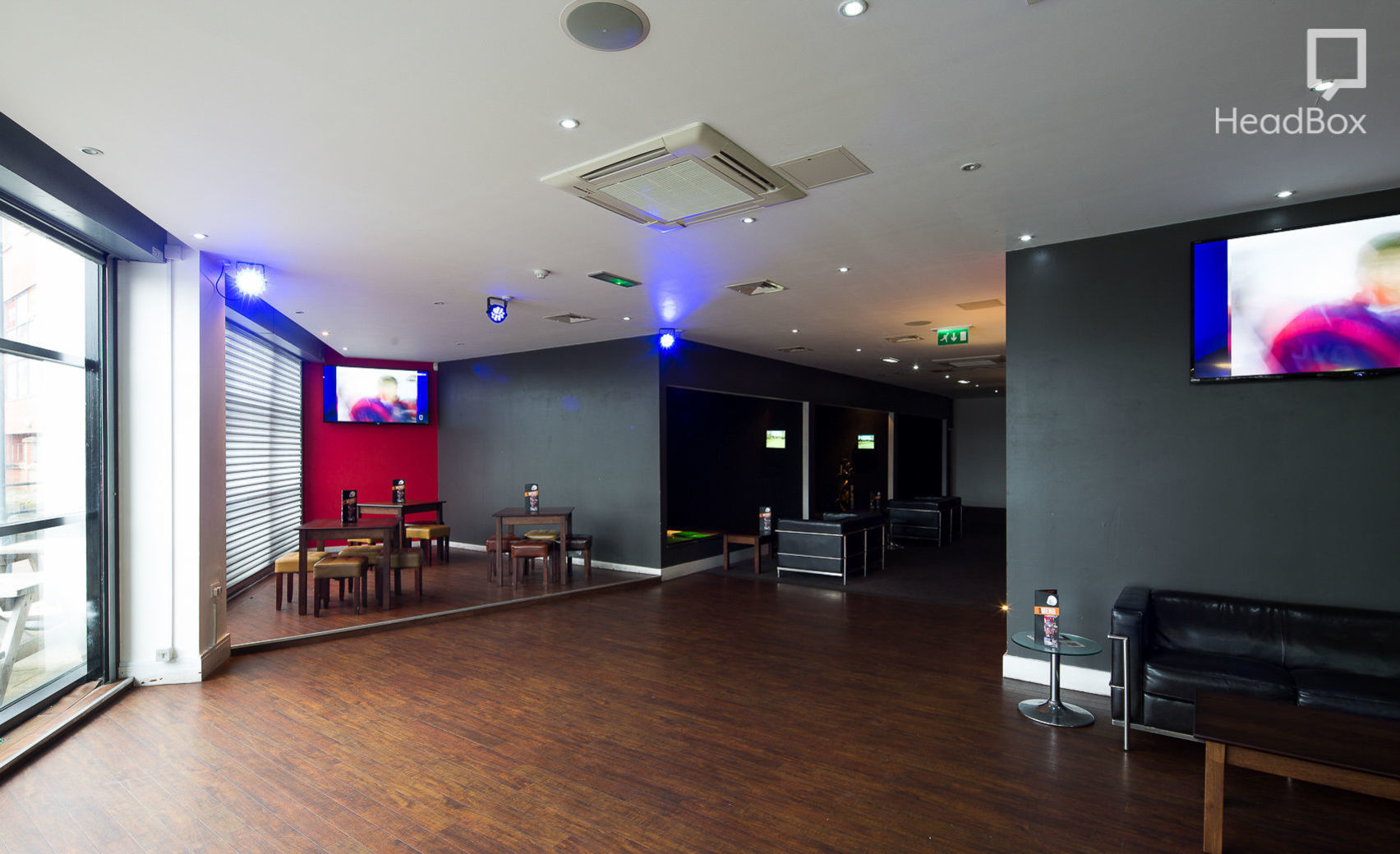 Indoor Golf Simulators and much more!, The Green, Lower Bar Hire