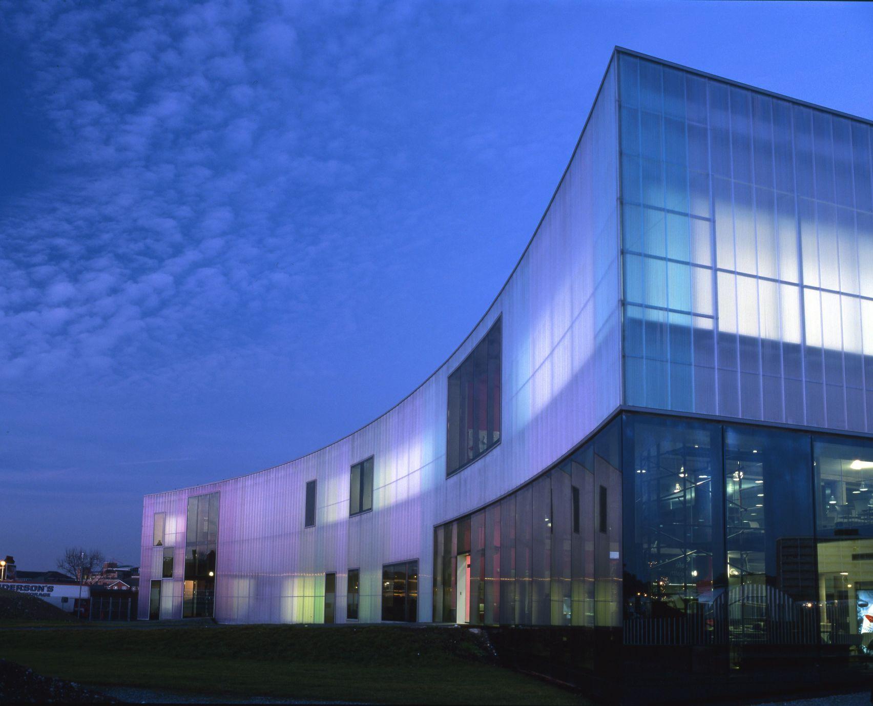 Laban Building, Laban Building