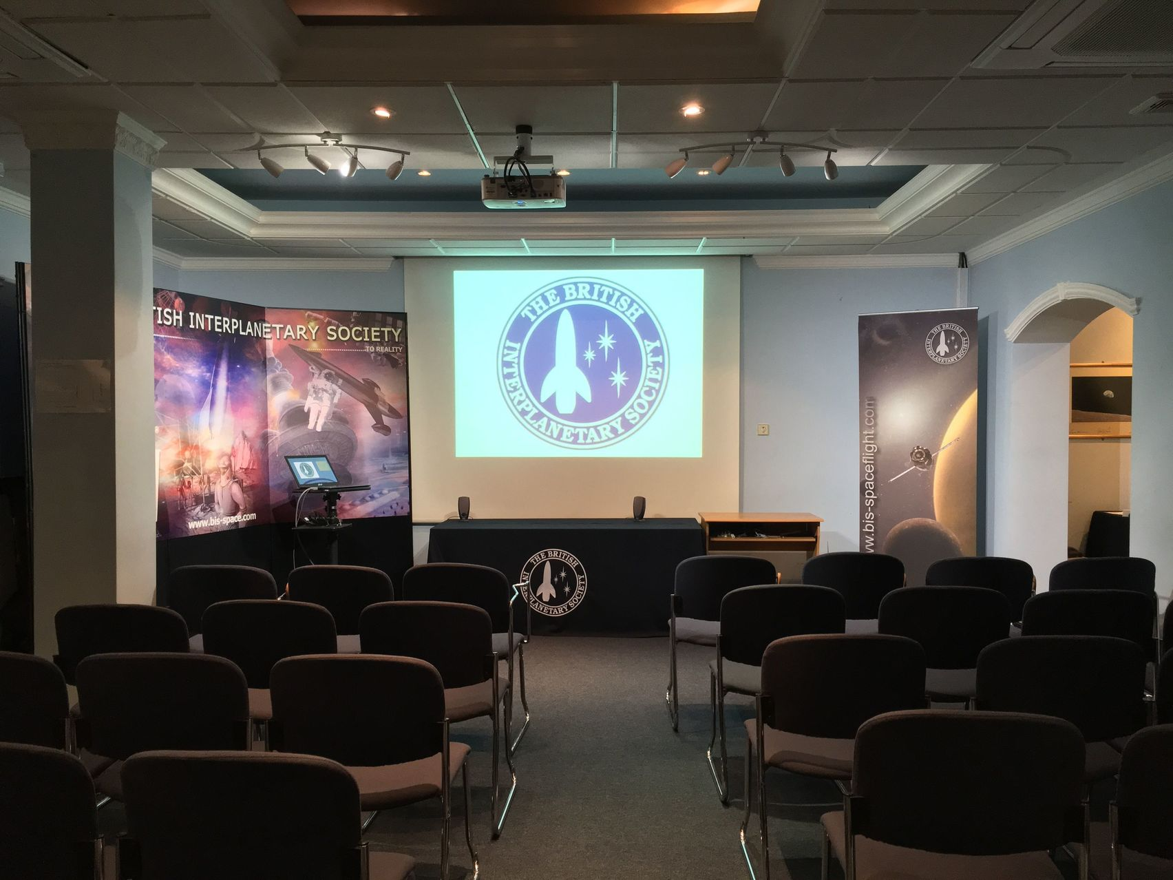 Conference Space, The British Interplanetary Society