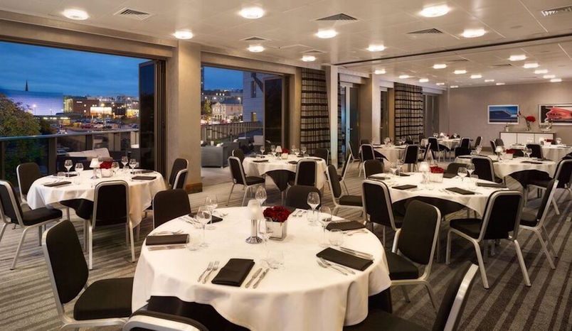 Meeting Room One  and Two, Clayton Hotels Birmingham