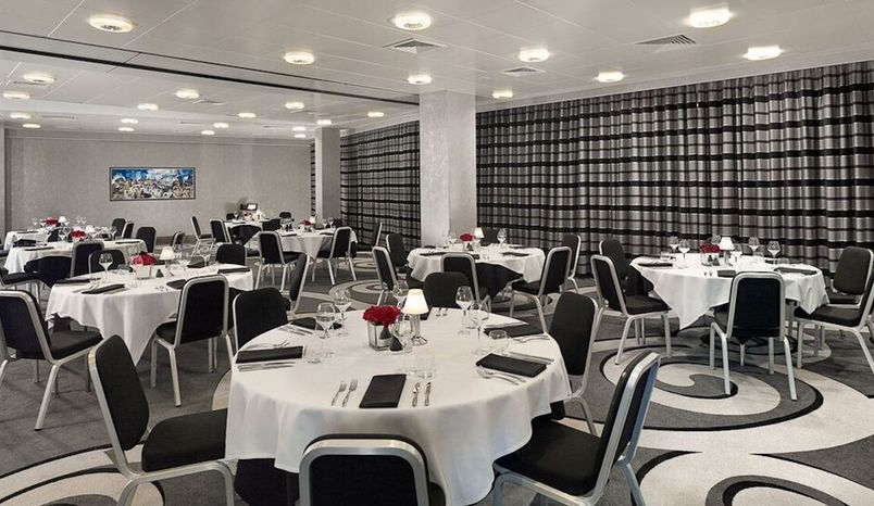 Meeting Room Three and Four , Clayton Hotels Birmingham