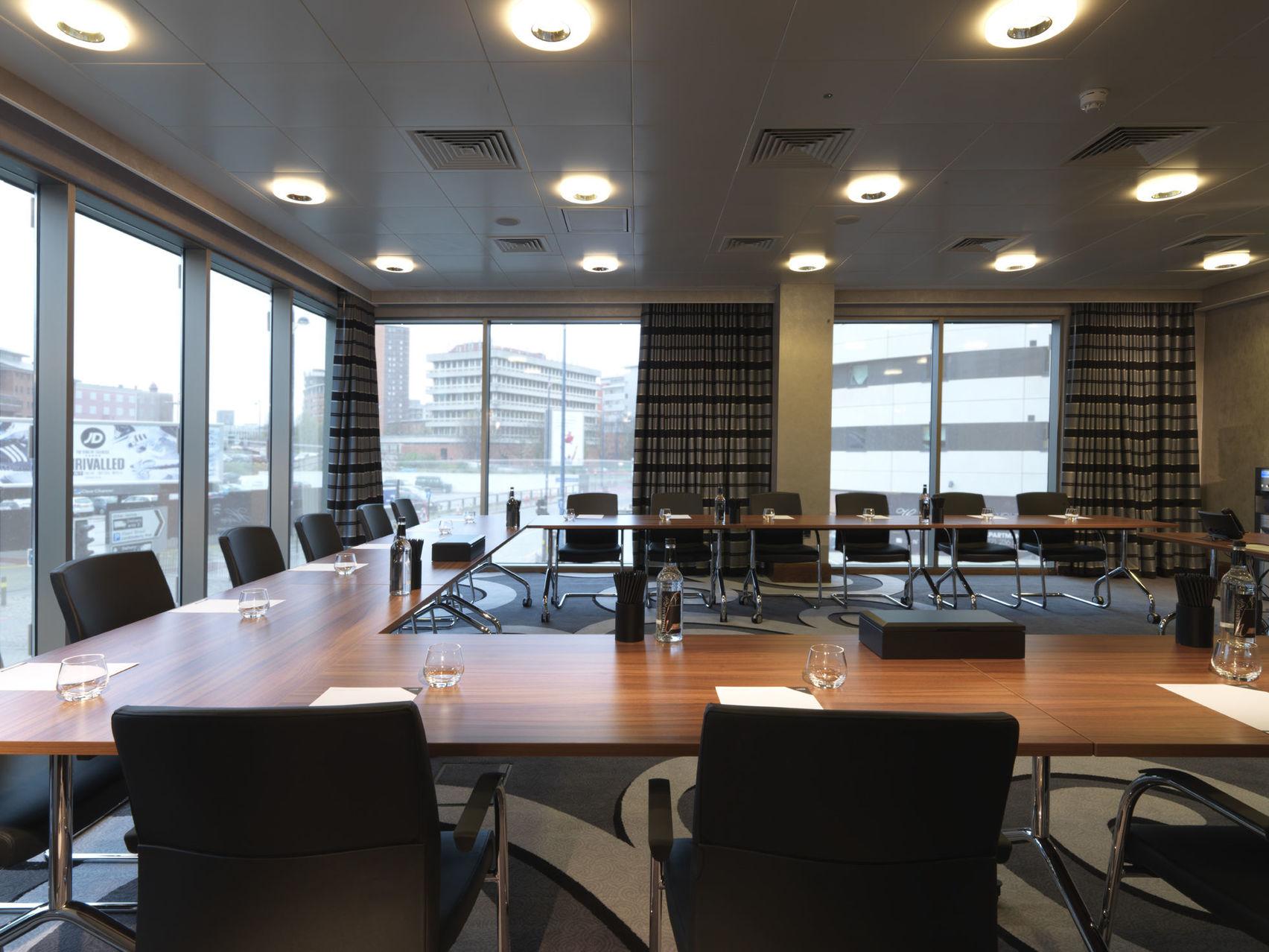Meeting Room Four, Clayton Hotels Birmingham