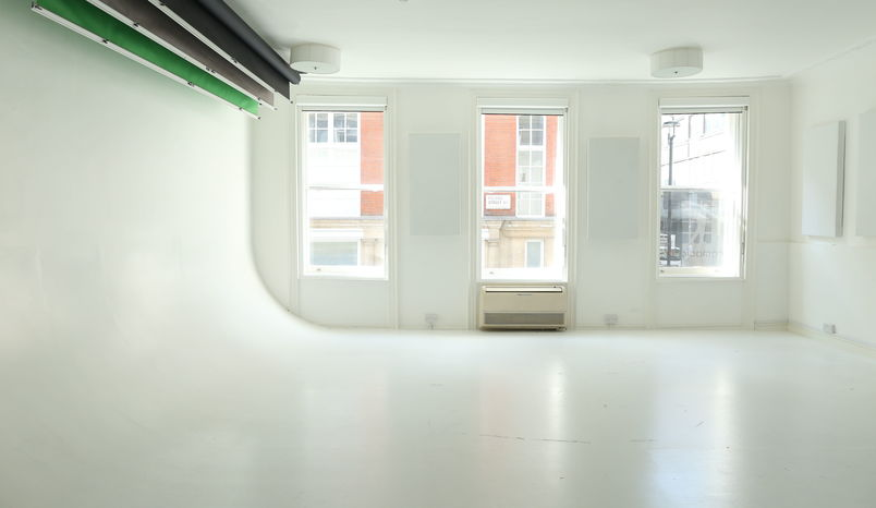 Photographic & Filming Studio in Soho, Nomadic Studio