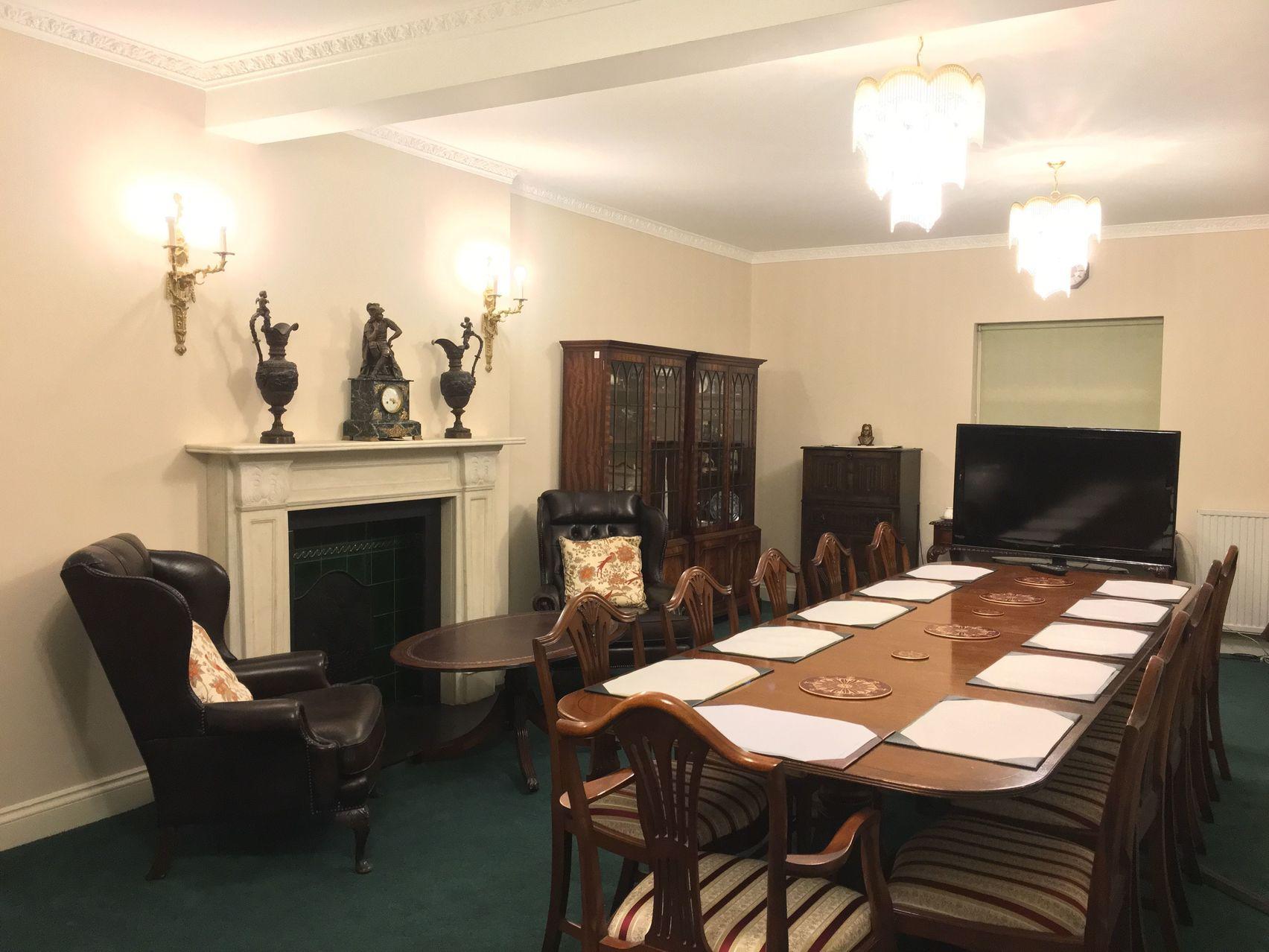 Board Room, The British Interplanetary Society