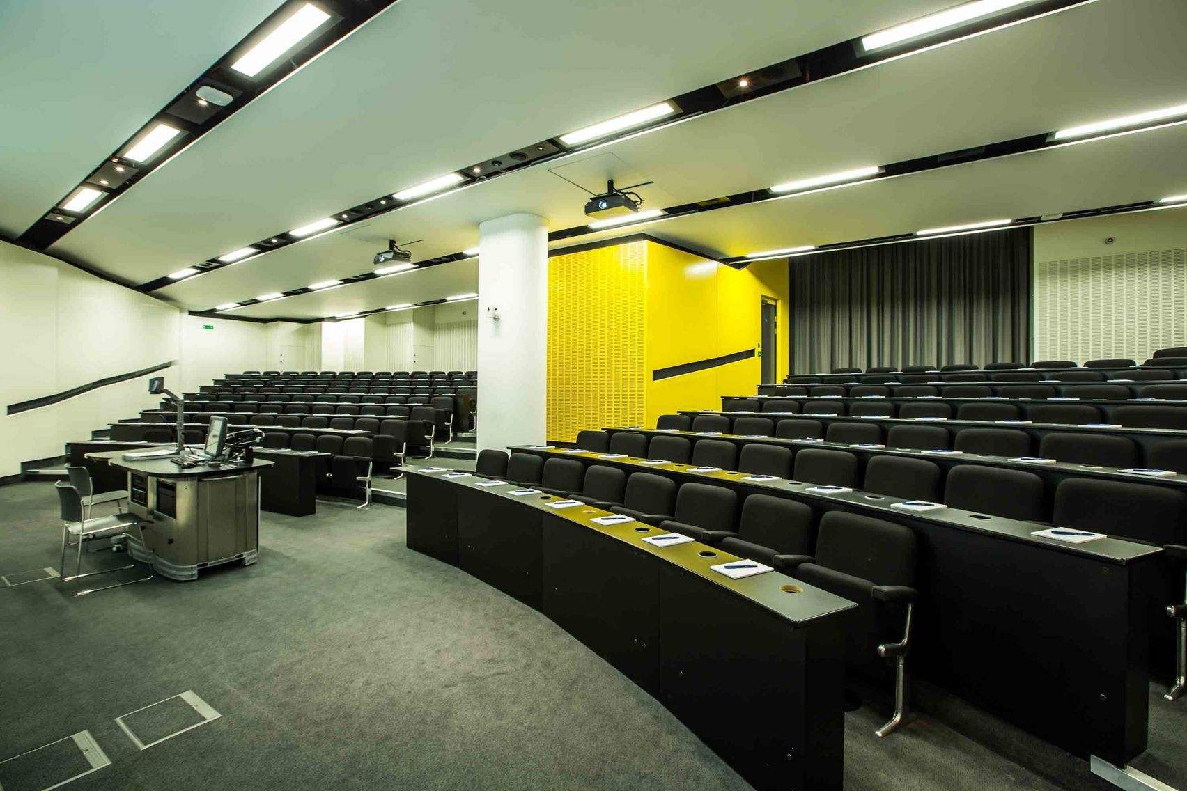 Lecture theatres and classrooms, Imperial College London
