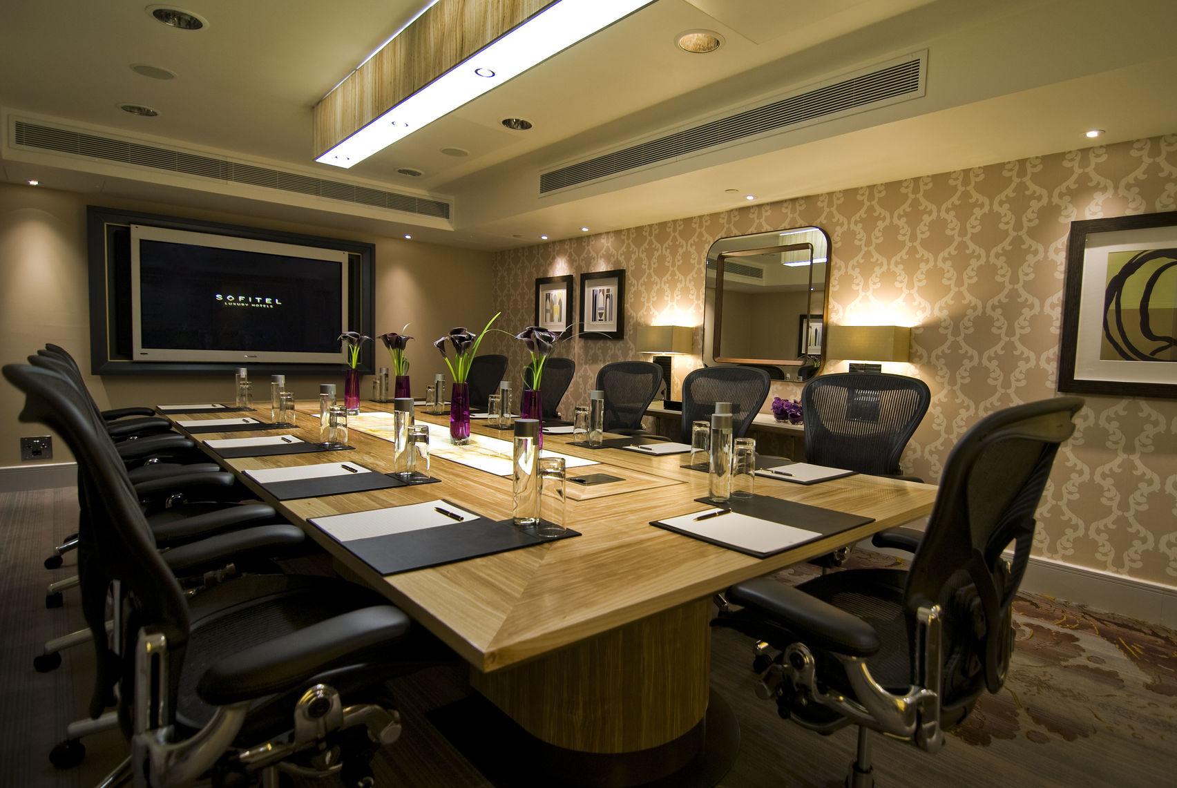 Belgravia Suite, Sofitel London St James