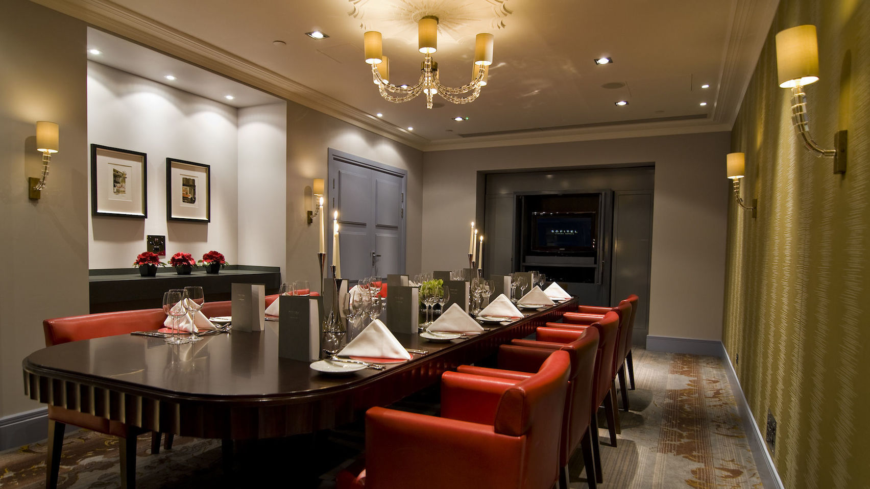 Private Dining Room, Sofitel London St James
