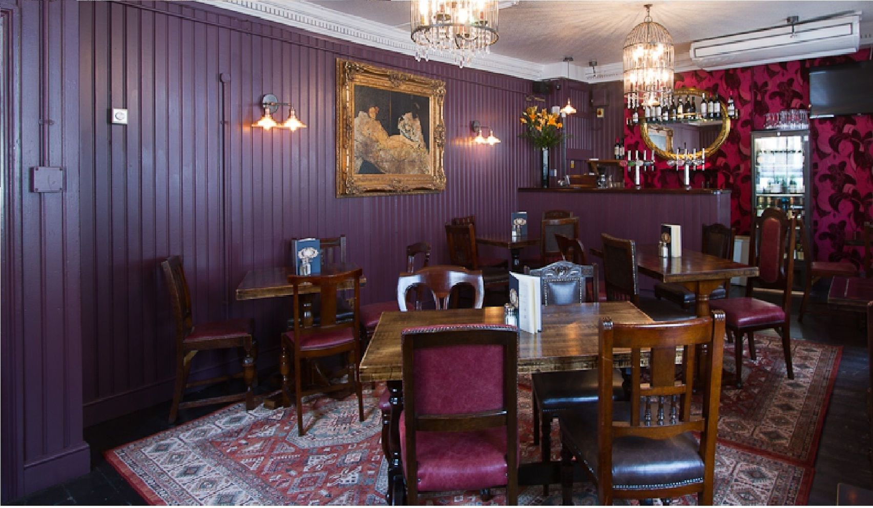 The Chesterfield Room, The Market Tavern