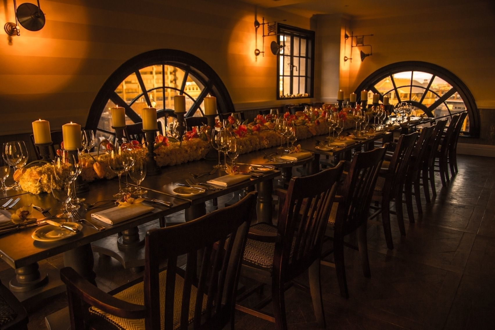 Restaurant Honey - Private Dining Room, Hotel Gotham