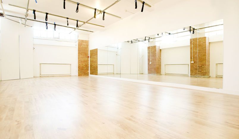 Bright Studio space in central London , London Dance Academy
