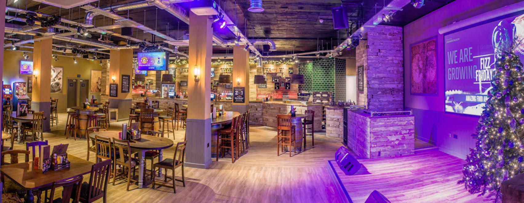 Shooters Bar, Bierkeller Entertainment Complex