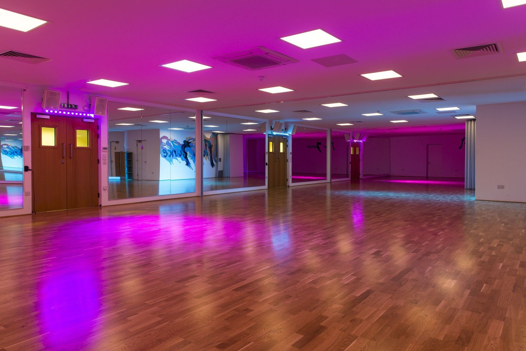 Studio Hire, Flow Dance London