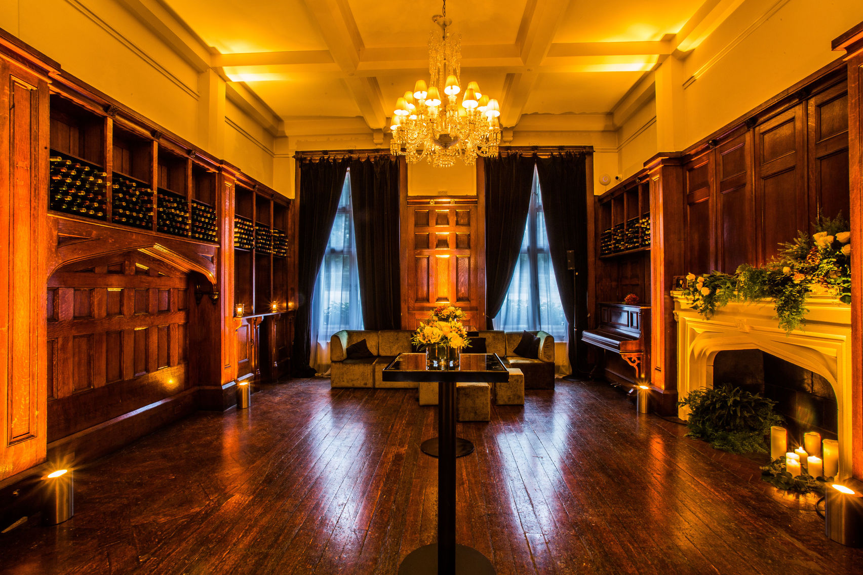 The Oak Room and Grand Gallery, One Belgravia