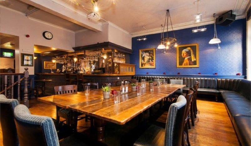 De Galerij, De Hems Dutch Cafe Bar