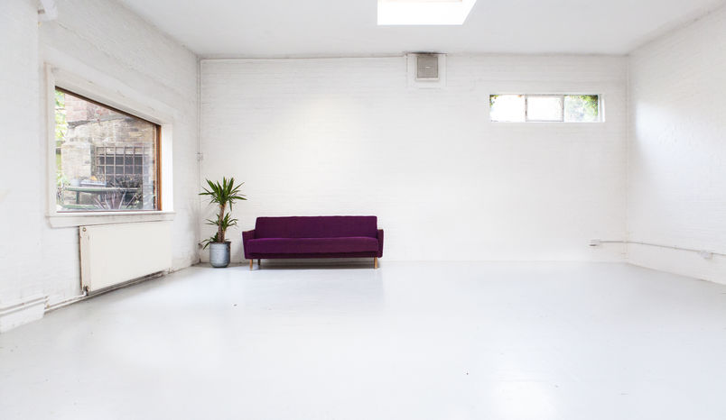 Unique East London Warehouse Loft , Blank100