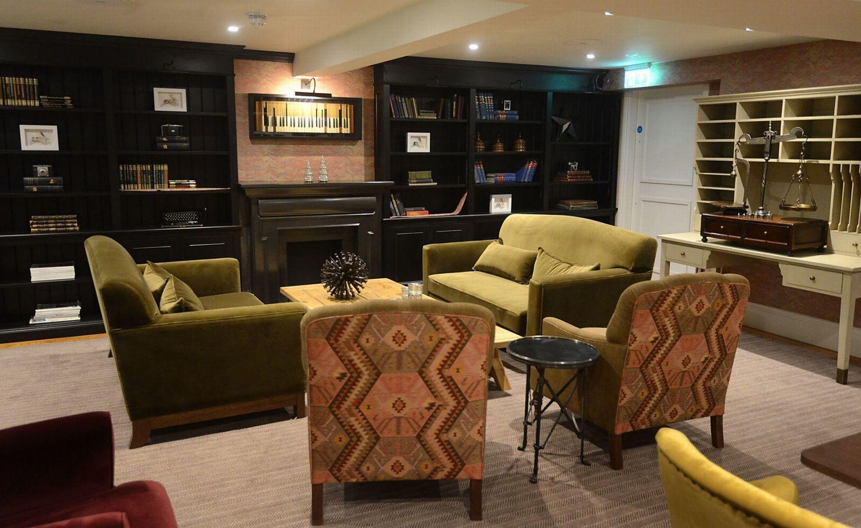 Mezzanine Lounge, King Street Townhouse