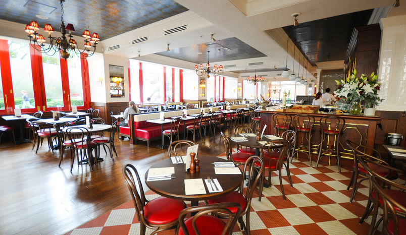 Semi Private Area and Whole Venue Hire , Cafe Rouge St Pauls