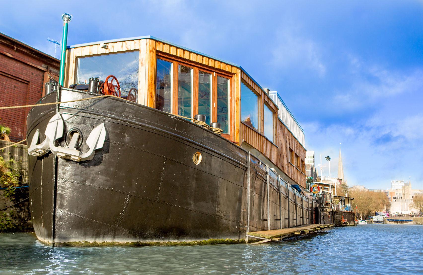 The Bridge, Floating Harbour Studios
