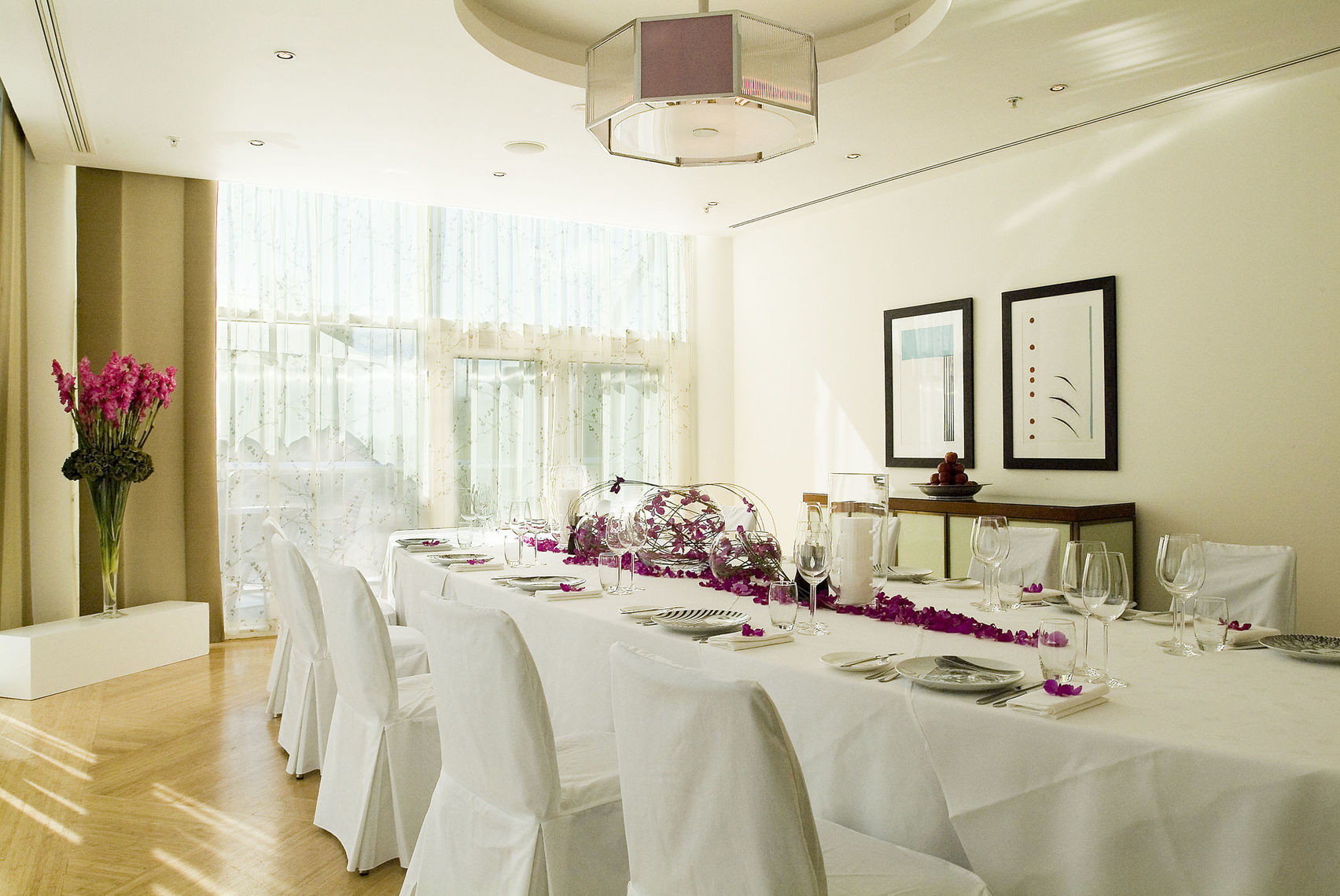 Private Dining Room , The Lowry Hotel