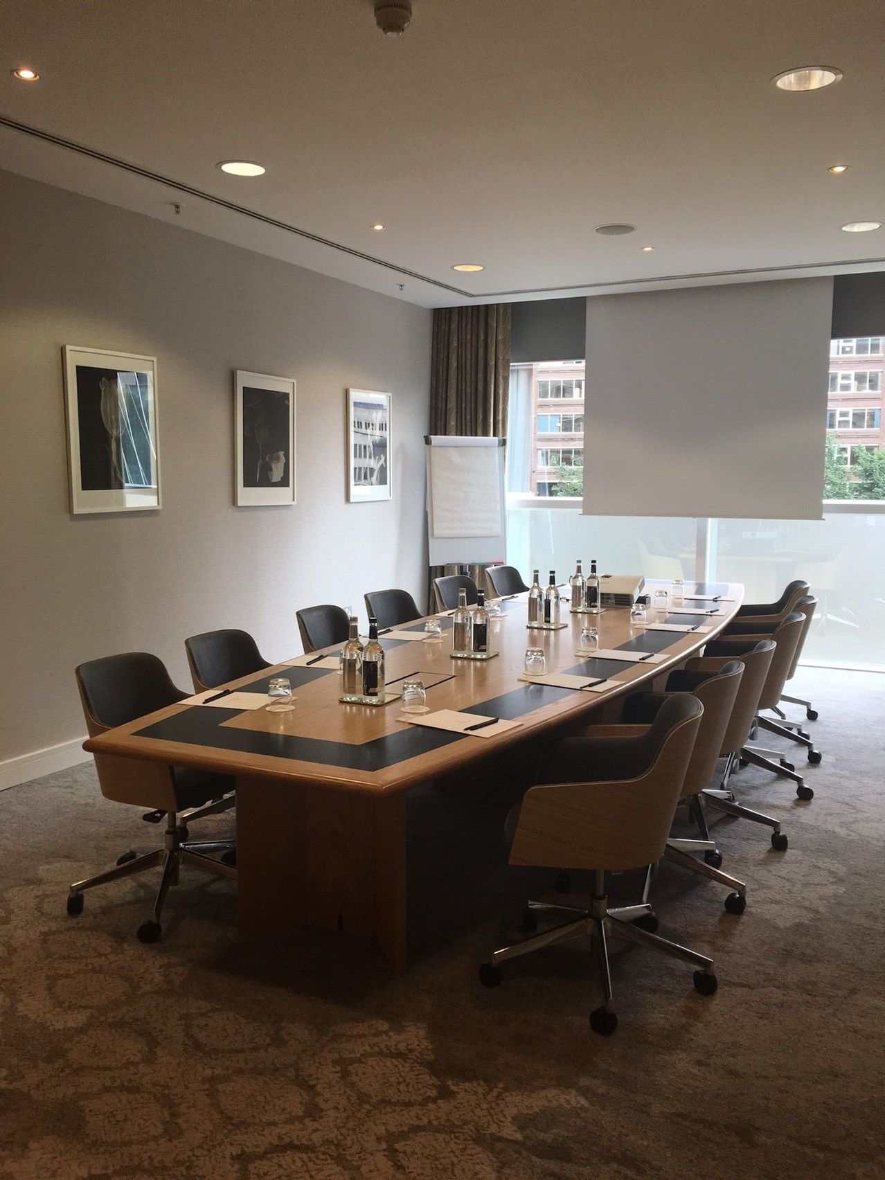 Boardroom , The Lowry Hotel