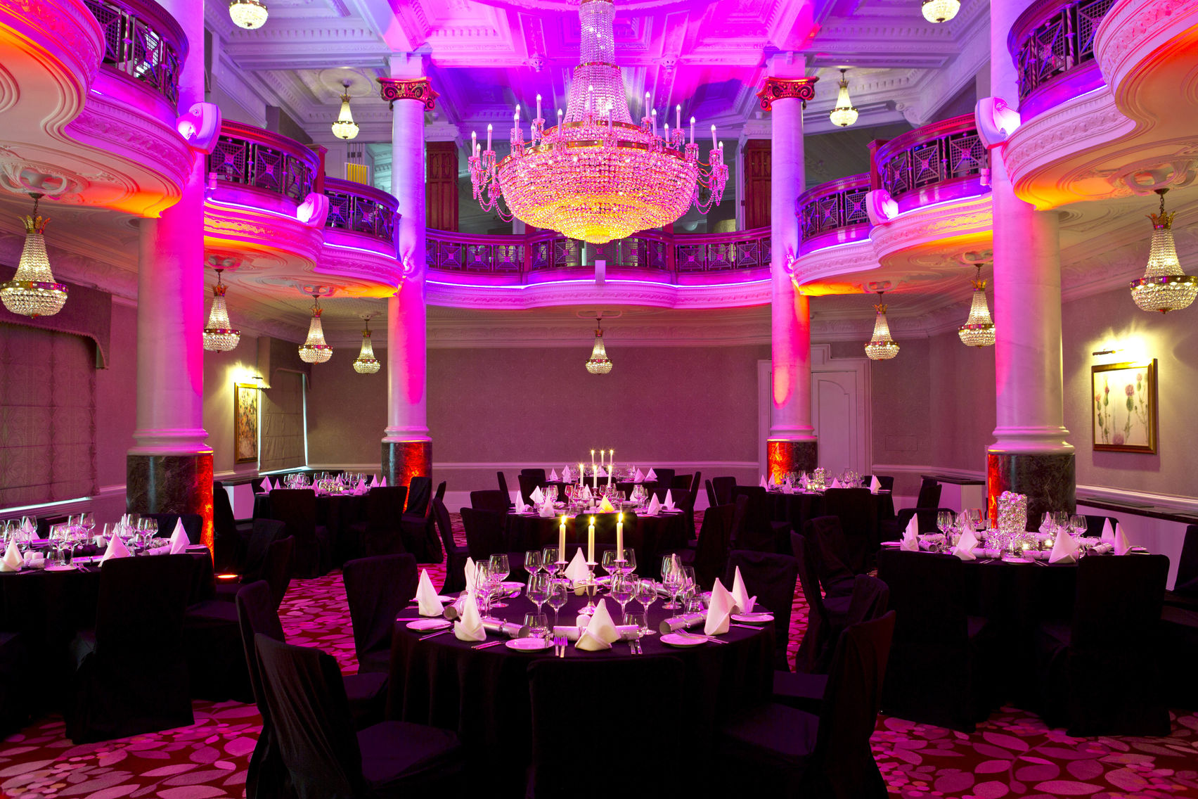 The Crystal Ballroom, St Ermin's Hotel