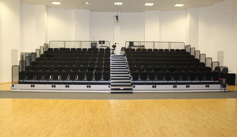 Theatre, SLS at The Harefield Academy