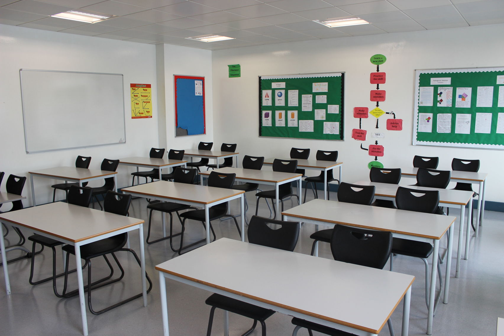 Educational Room, SLS at The Harefield Academy
