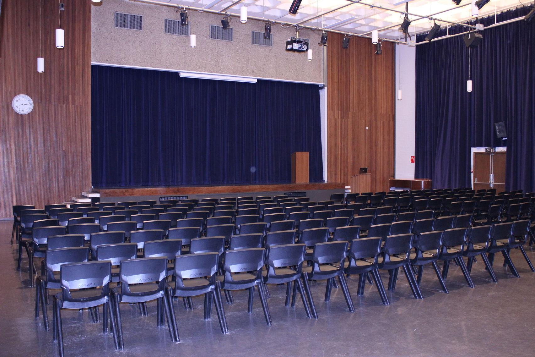 Hall, SLS at Haggerston