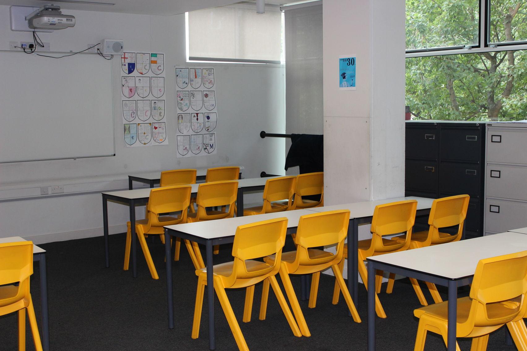 Educational Room, SLS at Haggerston