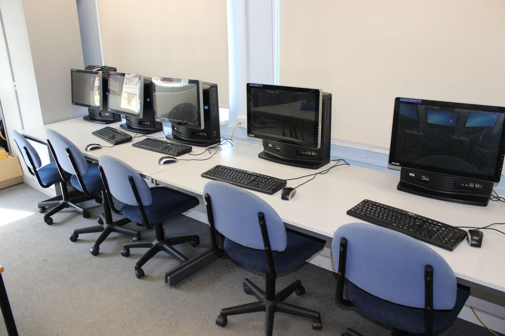 IT Suite, SLS at Sunnydown