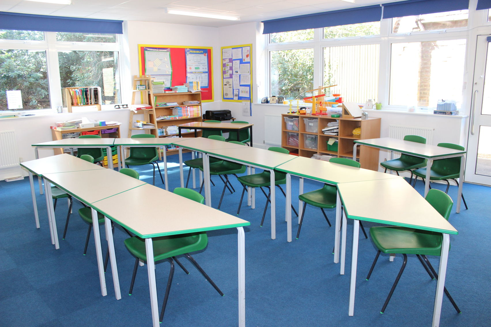Educational Rooms, SLS at Sunnydown