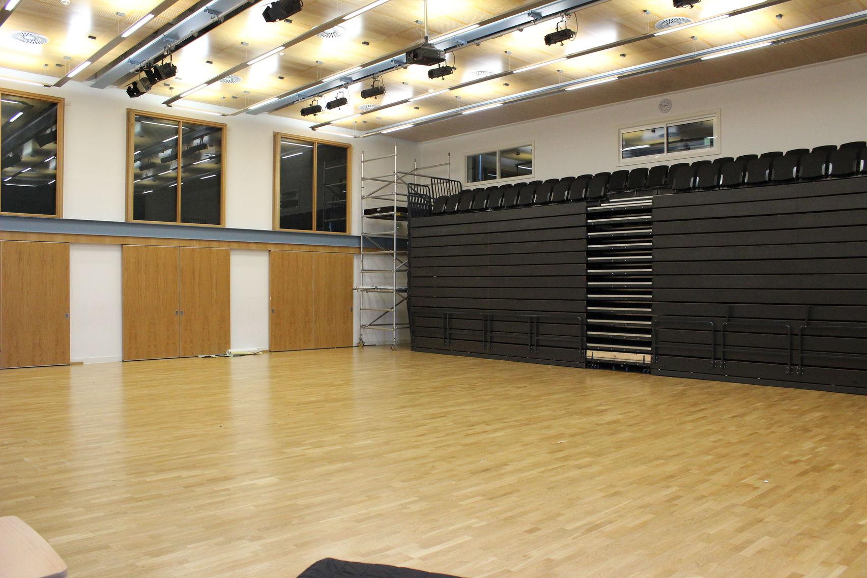 Halls, SLS at Wren Academy