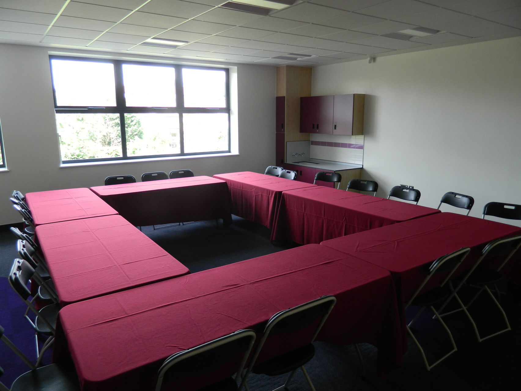 Board Room, SLS at Wren Academy