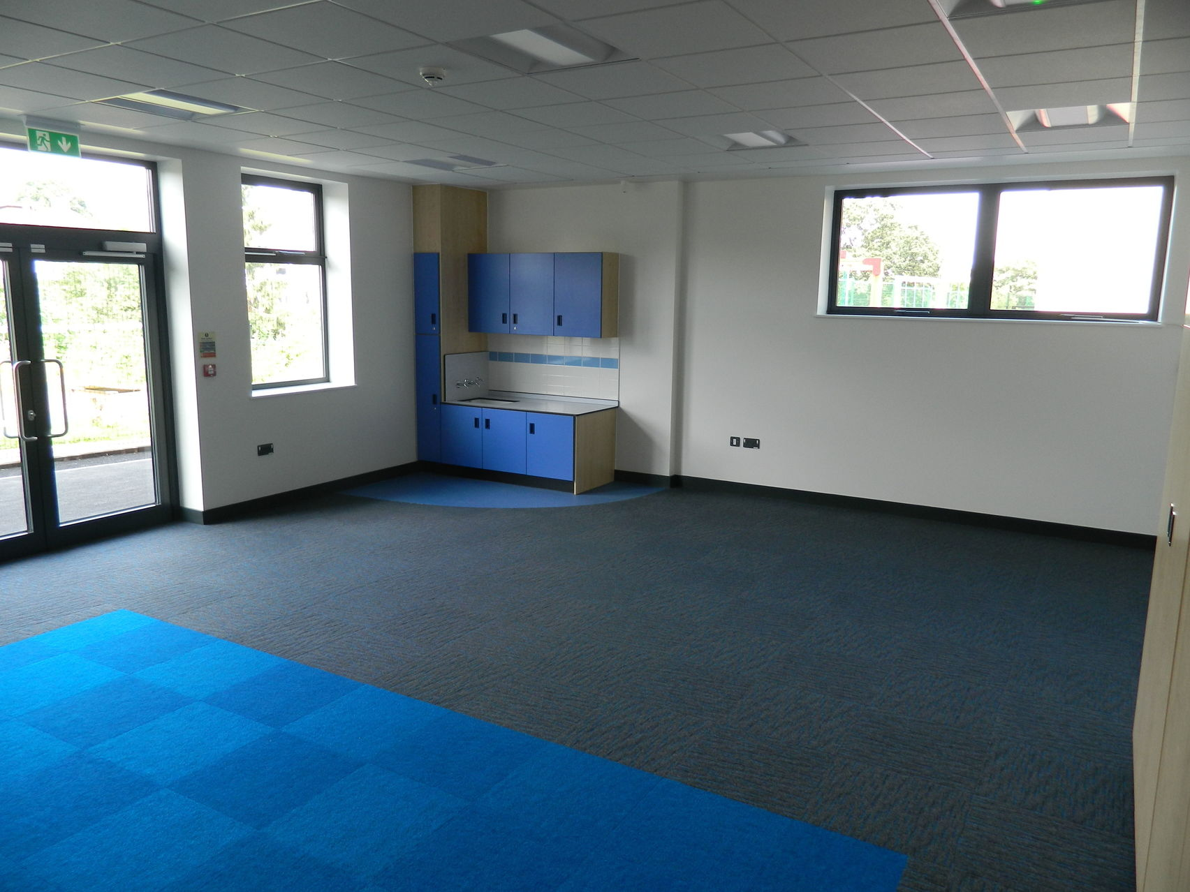 Multi Purpose Space, SLS at Wren Academy