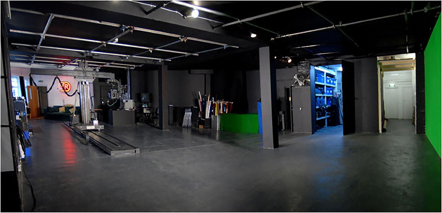 Itch Studio, 1 Mackenzie Rd