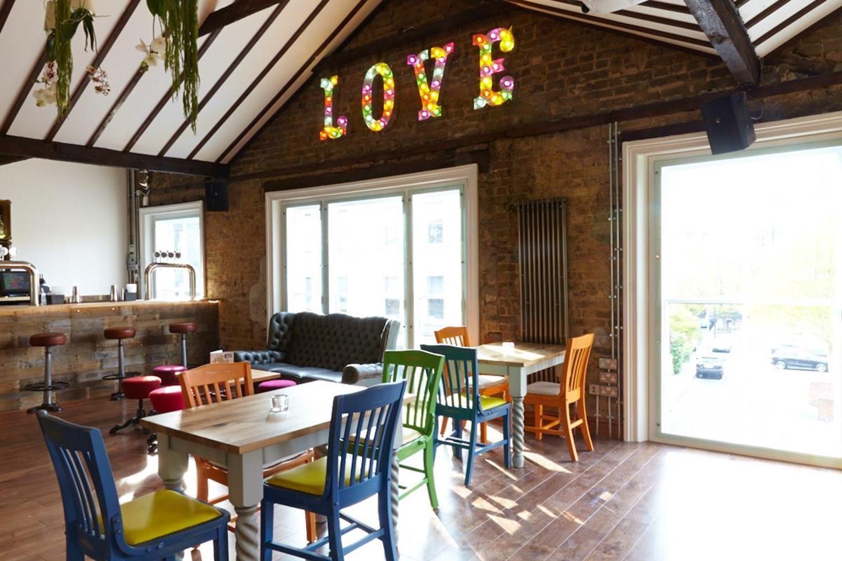 The Loft Bar, The Jam Tree Chelsea