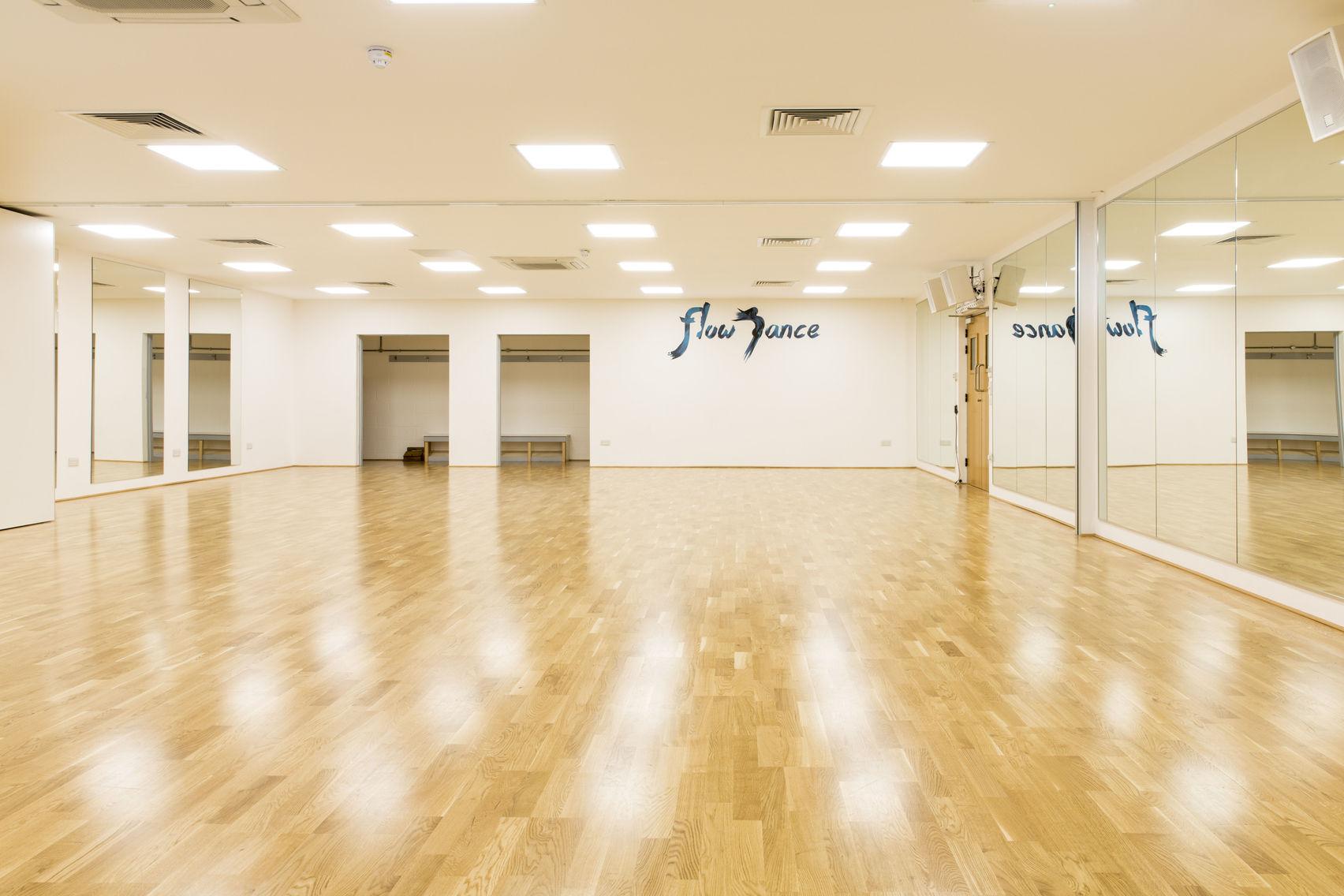 Studio Hire, Flow Dance
