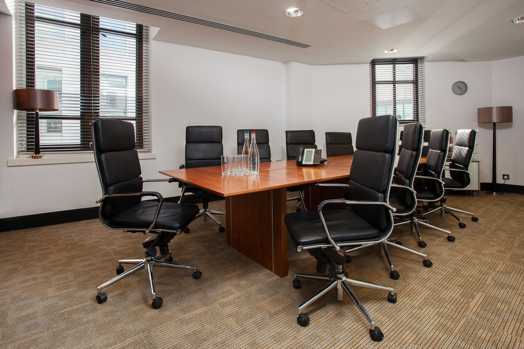 Boardroom, Becket House